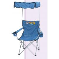 Buy cheap folding portable travel outdoor camping chair with footrest from wholesalers
