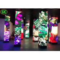 Buy cheap Die Casting Rental SMD HD P2 Indoor Rental Led Display / Led Tv Panel High Definition from wholesalers