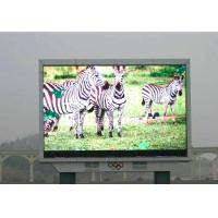 Buy cheap Pixel P16 HDMI Outdoor Waterproof Best Price HD Perimeter Large LED Display Screen For Advertisment from wholesalers