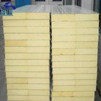Buy cheap insulated grey white 0.426mm double steel polyurethane foam cold room sandwich panel from wholesalers
