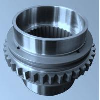Buy cheap Customized CNC Precision Casting Turning Machines Spare Parts from wholesalers
