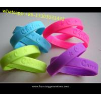 Buy cheap High Quality Silicone Nfc Wristband ,silicone wristbands,luminous silicone bracelet from wholesalers