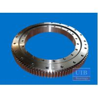 Buy cheap Cross Roller Support Bearing 111.32.1250 , Z Type Flange Rotary Bearing For Excavator from wholesalers