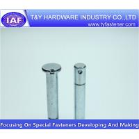 Buy cheap Split Pin  Carbon Steel Round Head Pins from wholesalers
