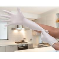 Buy cheap Dental Offices Disposable Latex Examination Gloves Small Excellent Dexterity from wholesalers