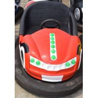 Buy cheap 2 Seats Electric Amusement Bumper Cars 1.9×1.15×0.85 M Customize Color from wholesalers