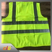 Buy cheap Roadway Winter Reflective Safety Coat For Personal Security Waterproof And from wholesalers