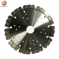 Buy cheap Laser Welded 9 inch Dry Cut Saw Blades for Concrete and Granite from wholesalers