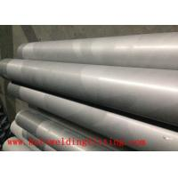 Buy cheap Thin Wall TIG Large Stainless Steel Pipe 304 Grade For Handrail , Curtain rail from wholesalers