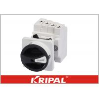 Top sale Isolator IP66 Solar PV DC Rotary Isolator Switch 1000v 32A
