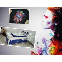 Buy cheap Industrial Multicolor T Shirt Printing Machine A3 Size 220V / 110V Voltage 8 Color from wholesalers