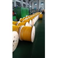 Buy cheap Leaky Feeder Underground Coaxial Cable SLYWV Flame Resistant PVC Outer Shielding product