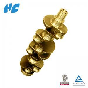 China 3073707 Cummins M11 Engine Parts Vehicle Crankshaft Permanent Molds Iron Material on sale
