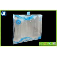 Buy cheap Offset Printed And Foil Stamped Clear PET Folding Cartons For Cosmetic , Beauty Industry product