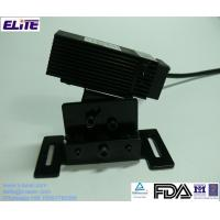 Buy cheap FDA 520nm 3mw 3VDC Laser Line Projector for Stone/Metal/Woodworking, Cloth/Tire Processing from wholesalers