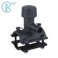 Buy cheap Corrosion Resistant SDR11 HDPE Electrofusion Tapping Saddle from wholesalers