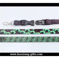 Buy cheap no minimium order quantity polyester sublimation lanyard for ID card holder from wholesalers
