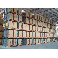 Buy cheap Customize Metal Heavy Duty Storage Racks Timber Pipe ISO9001 / AS4084 Approval from wholesalers
