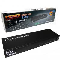 Buy cheap 1x16 HDMI Splitter from wholesalers