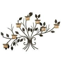 Buy cheap wrought iron Candle Holder from wholesalers
