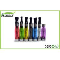 Buy cheap Clear Cartomizer Ce4 E Cigarette Tank Atomizer With Huge Vapor For Ego 650mah Battery from wholesalers