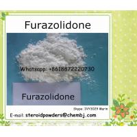 Antimicrobial Fungicide Furazolidone 67-45-8 Pharmaceutical Raw Materials for Anti - infective drugs