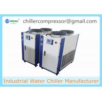Buy cheap -5C 5 Tons Air cooled glycol water chiller for  beer brewery wort cooling and fermenters from wholesalers
