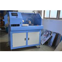 Buy cheap Automatic Rubber Injection Moulding Machine Gasket Cutting Machine Single Shaft Type from wholesalers