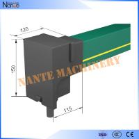 Buy cheap 140A - 210A Flexible Conductor Rail System Enclosed Conductor Trolley Bar from wholesalers