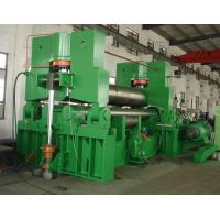 Buy cheap TNC NC Control Plate Rolling Machine For Bending Plates 3000mm from wholesalers