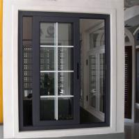 Buy cheap Aluminium alloy sliding window grill design from wholesalers