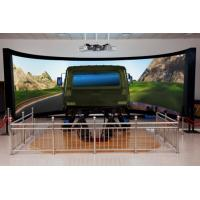 Buy cheap 6D motion driving simulator , Full motion simulation from wholesalers