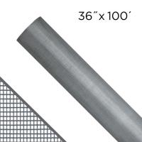 Buy cheap Pvc Coated Grey Color Fibreglass Insect Screen Plain Weave Fly Screen For Doors from wholesalers