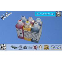 Buy cheap BK/M/C/Y/LM/LC Solvent Ink For Xaar 500 180/360 DPI For Large Format Printer from wholesalers