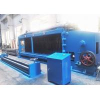 Buy cheap Customized High Speed Double Rack Drive Gabion Box Machine 22kw from wholesalers