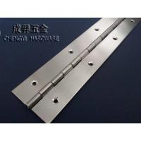 Buy cheap Stainless Steel 201 continuous piano hinges from wholesalers