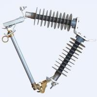 Buy cheap Grey 36kV Drop Out Fuse Cutout For Distribution Overhead Power Lines from wholesalers
