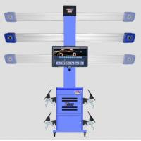 Buy cheap T288 Portable Digital Wheel Alignment Machine Tool With 3D Animation Demonstration from wholesalers