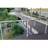 Buy cheap High Quality Modern Design Stainless Steel Balcony Wire Railing product