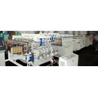 Buy cheap hollow grid sheet extrusion line product