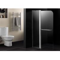 Buy cheap Bi Fold Over Bath Shower Screen product