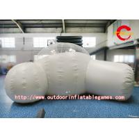 Buy cheap Children Clear Inflatable Tent Bubble Dome Tent For Camping CE Approved from wholesalers
