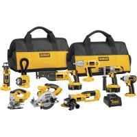Buy cheap 18V Cordless XRP 9-Tool Combo Kit from wholesalers