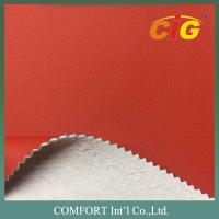 Buy cheap Microfiber Leather , Imitating Genuine Leather For Sofa And Chairs / Upholstery product