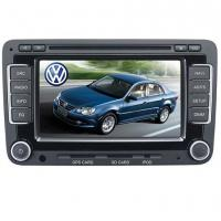 Buy cheap CAR DVD PLAYER with GPS function preloaded map from wholesalers