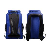 Buy cheap Outdoor Sports Dry Pack Rucksack ,  Dark Blue Floating Dry Bag Lightweight from wholesalers