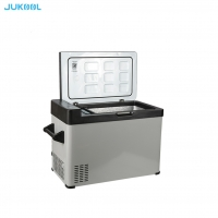 Buy cheap 50L Dual Room Cooling Freezing Car Mounted Refrigerator product