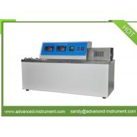 Buy cheap ASTM D323 Gasoline And Crude Oil Vapour Pressure Test Equipment from wholesalers