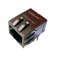 Buy cheap RDA-115BDS1A RJ45 With Integrated Magnetics PCB Jack LPJ0147AENL product