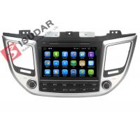 Buy cheap Multi Touch Capacitive 8 Inch Android Car Stereo , 2015 Hyundai Tucson Dvd Player from wholesalers